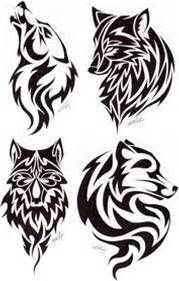 Celtic Wolf Tattoo Design Tribal Tattoos Wolf Tattoos Picture Tattoos