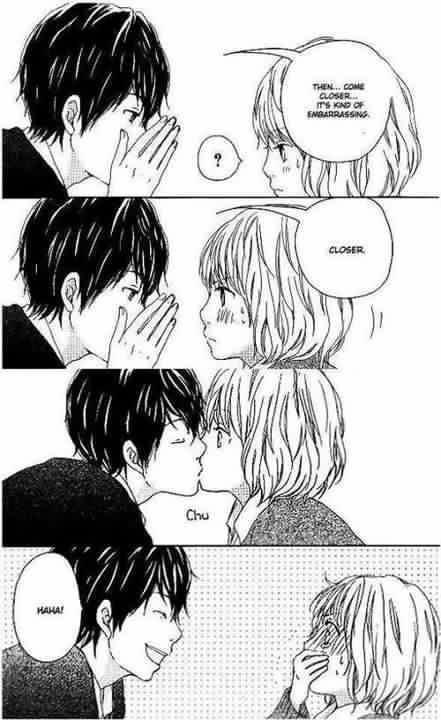 Couple kawaii namoro - Dessin manga couple ...