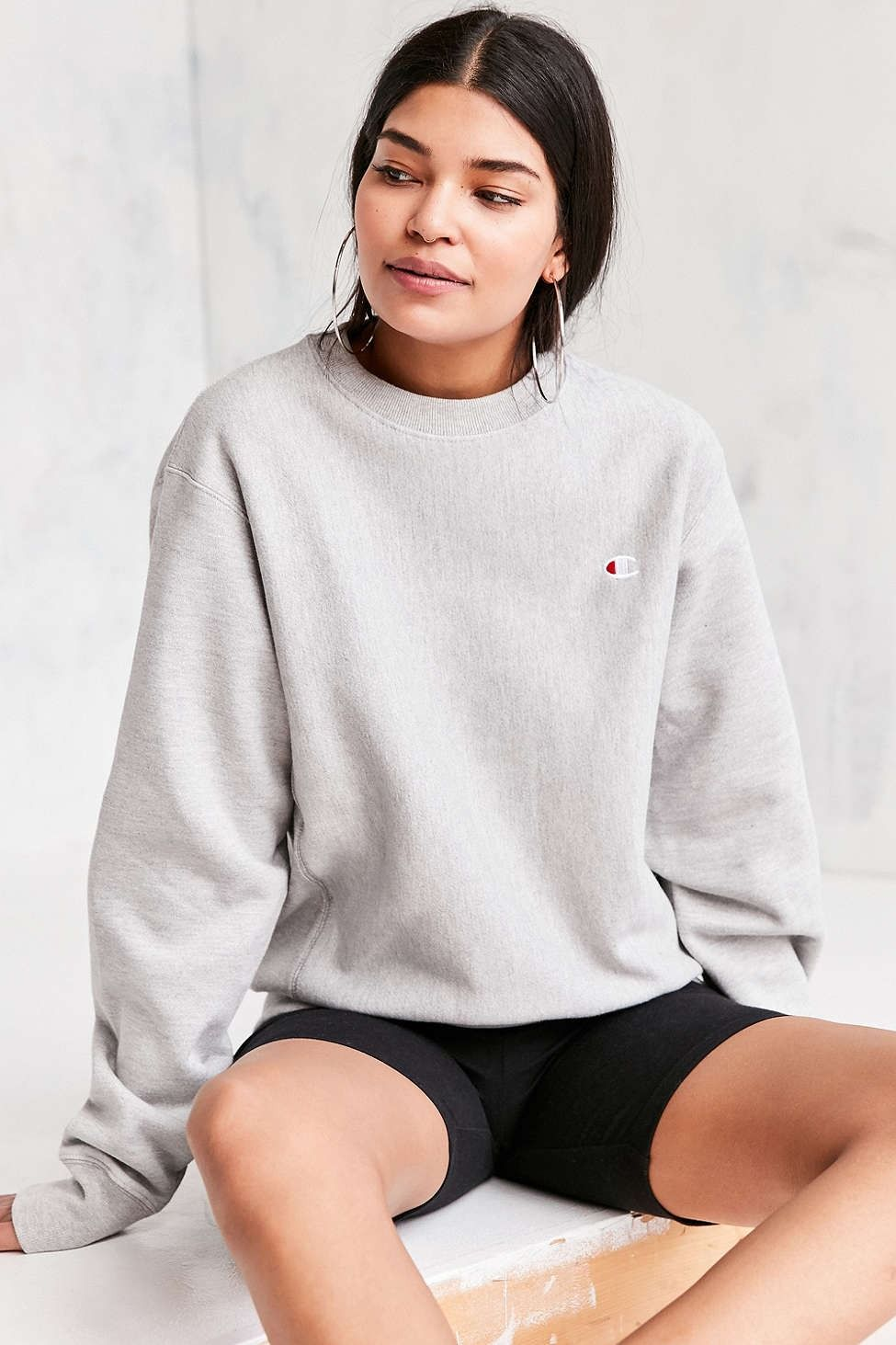 dd33e49acd29 Champion Reverse Weave Pullover Sweatshirt - Urban Outfitters