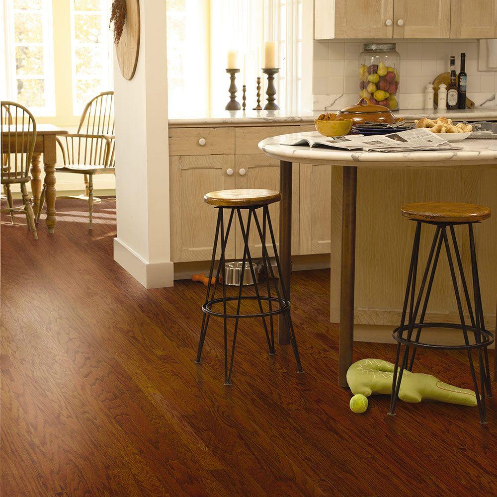 Mannington Wood Flooring Hardwood American Oak Is Rich