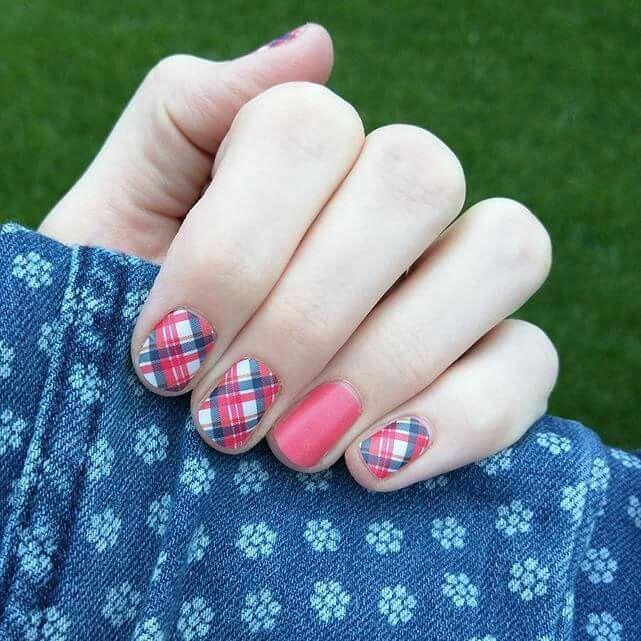 Highlander & Juicy Jamberry Nails Kim.jamberry.com