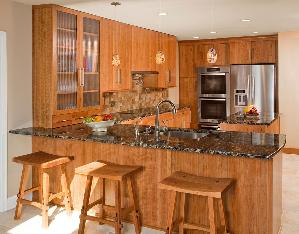 How To Imitate The Early American Style Kitchens Feel The History Inside Contemporary Kitchen Renovation Rustic Kitchen Cabinets Contemporary Kitchen