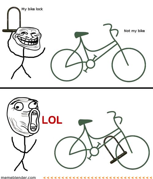 Funny Face Drawings Meme : Troll face meme not my bike trollin pinterest