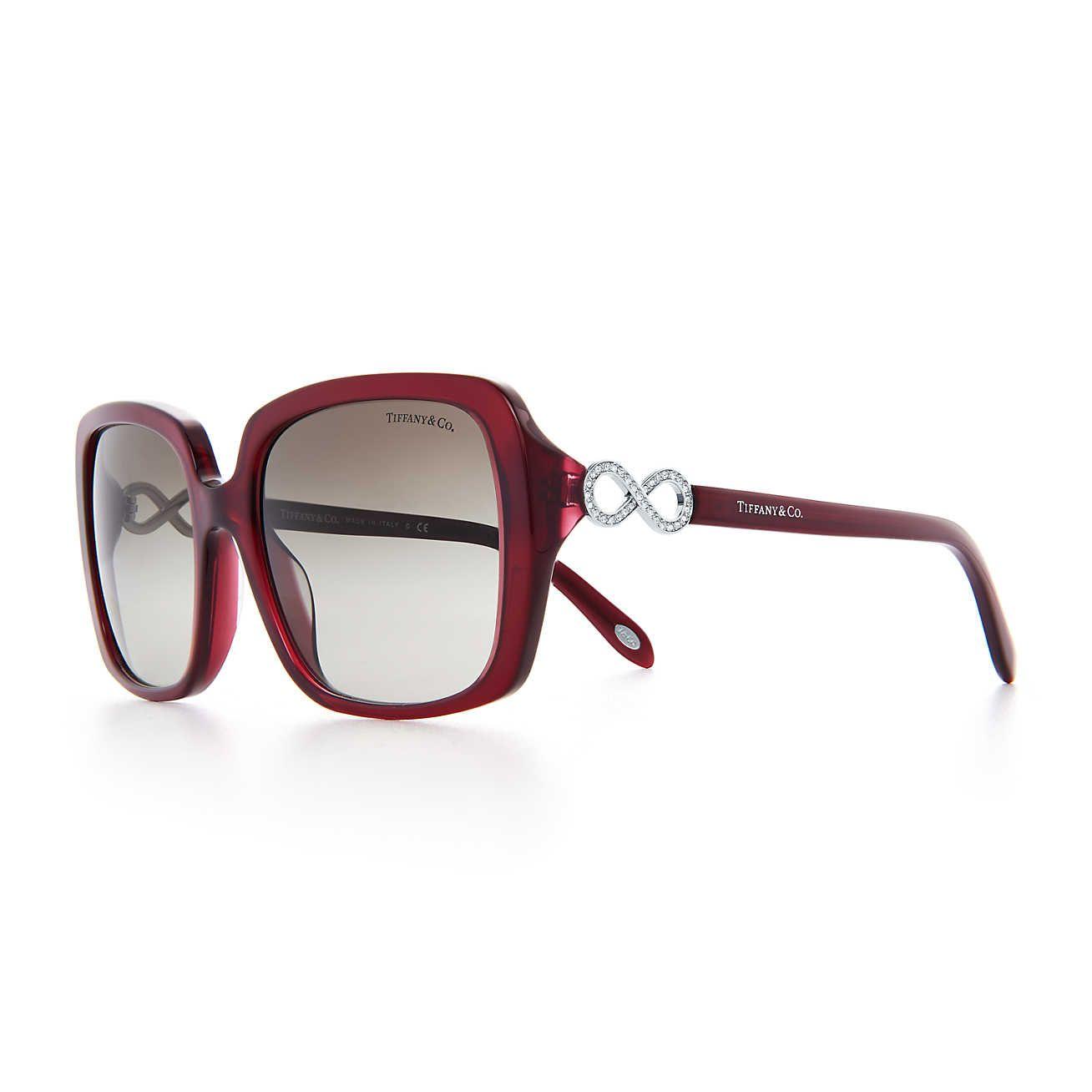 02be32c7217 Tiffany Infinity Square Sunglasses