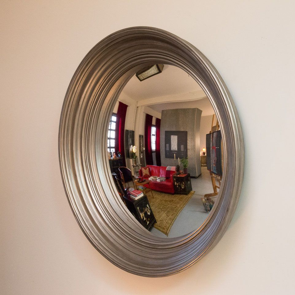 lola 46 flat wall mirror entry way lighting fixtures on ideas for decorating entryway contemporary wall mirrors id=97517