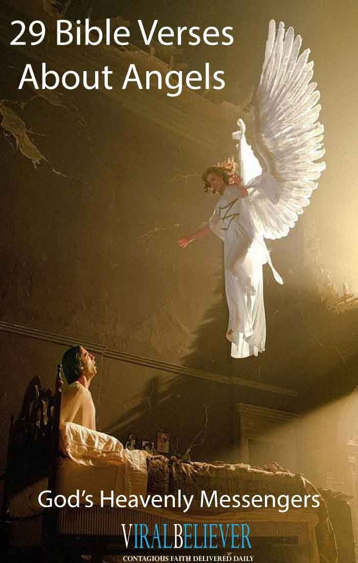 What does the Bible say about angels? - GotQuestions.org