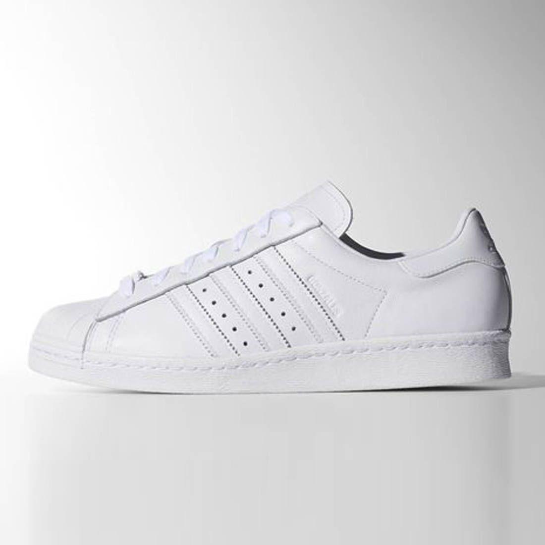 nouveau produit e20c0 0fd2e Baskets blanches Adidas - Trouver basket blanche à son pied ...