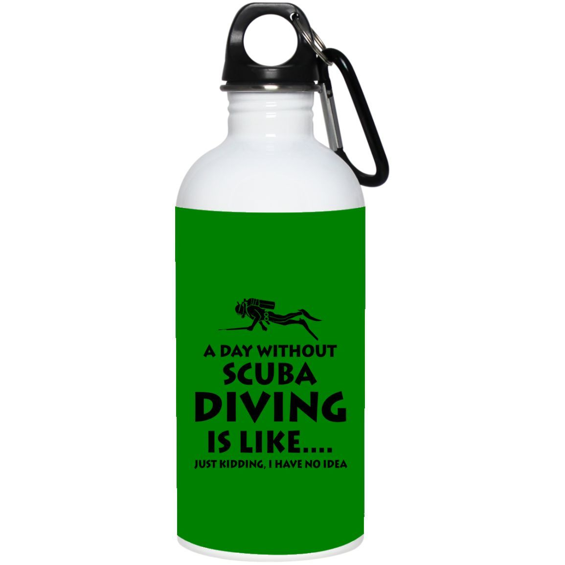 20 oz Stainless Steel Water Bottle