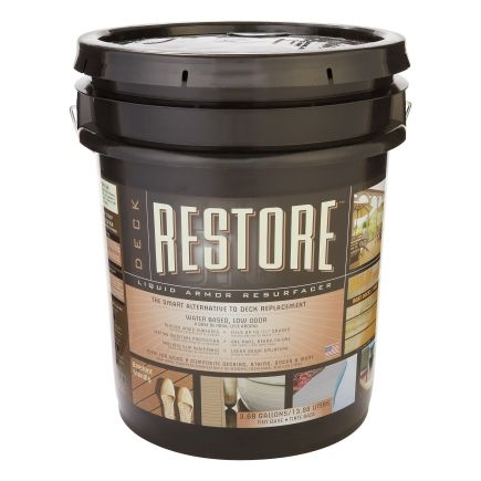 Rust Oleum Restore Deck Resurfacer 4gal 49510 Ace Hardware