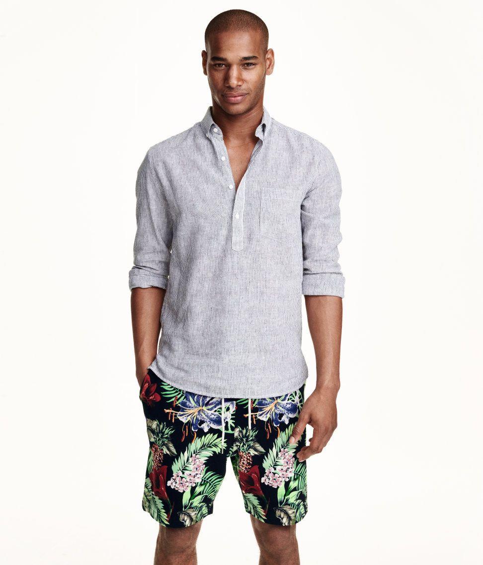 h&m männer sweatshirt