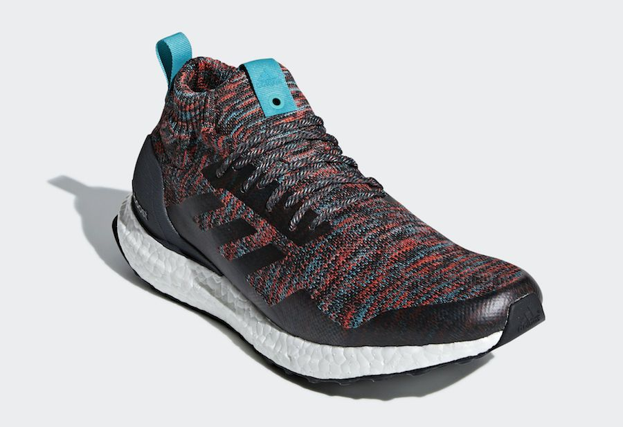 5790e79ca6773 adidas Ultra Boost Mid Dark Grey Multicolor G26843 Release Date ...
