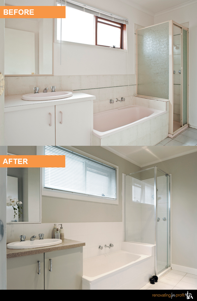#Bathroom #Renovation See More Exciting Projects At: Www
