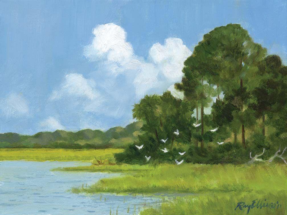 Egrets Rising