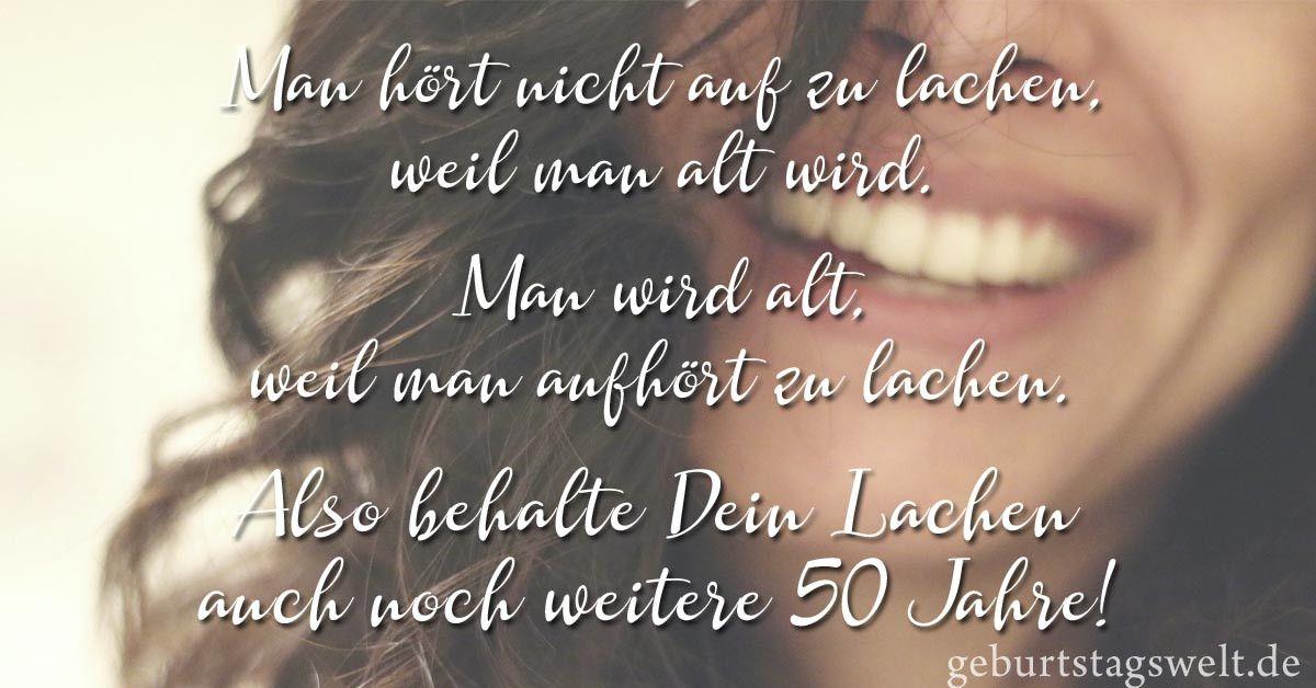 Geburtstagswunsche Zum 50 Spruche Unique Ll Zum 50 Geburtstag