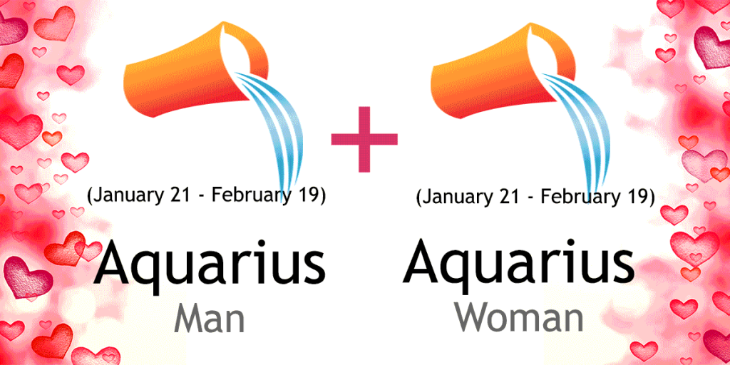 Love match for aquarius woman