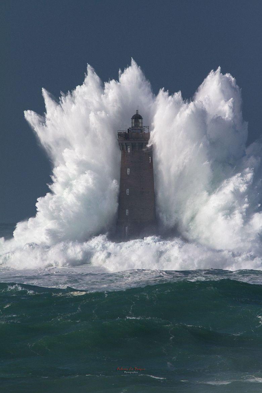 Le Four, phare de la mer d'Iroise