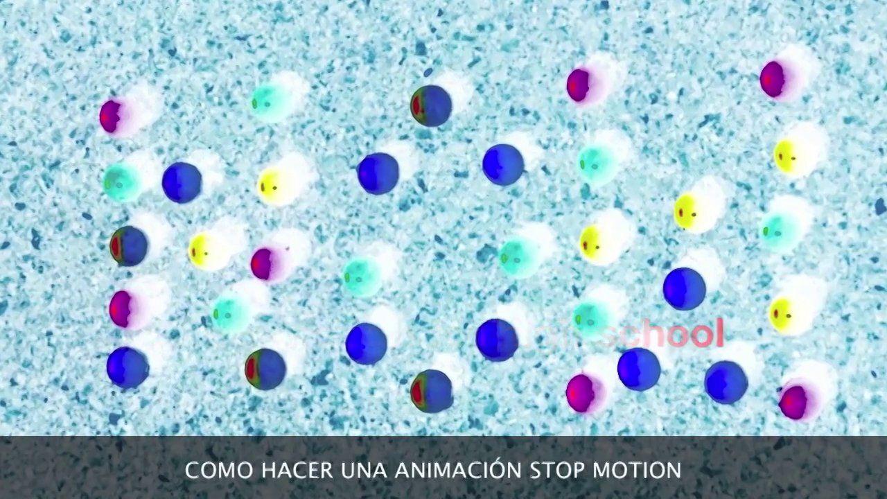 COMO HACER UN STOP MOTION. http://stopmotionnow.blogspot.com ...