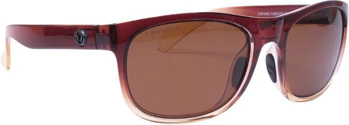 92065f195eb Reflekt Nomad Unsinkable Polarized Sunglasses Caramel Fade Colorblast Brown