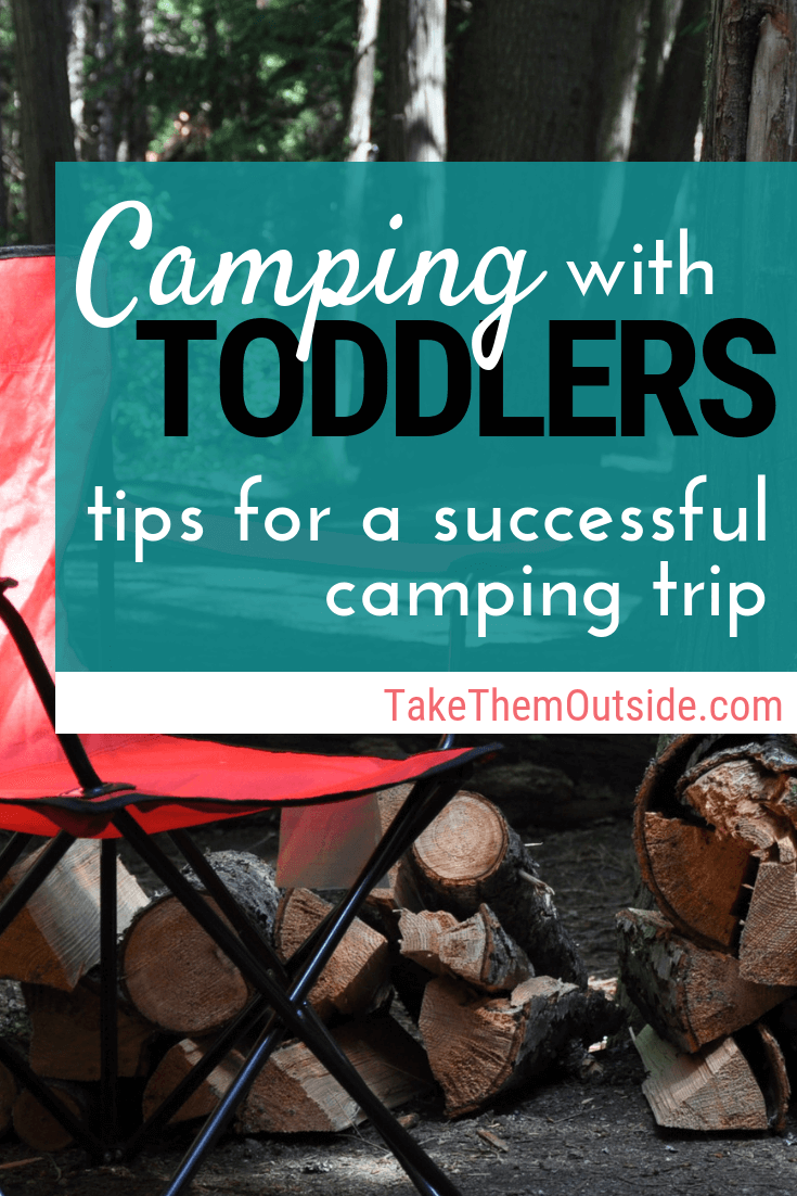 Photo of 5 Must Know Tips for Camping with Toddlers ⋆ Take Them Outside