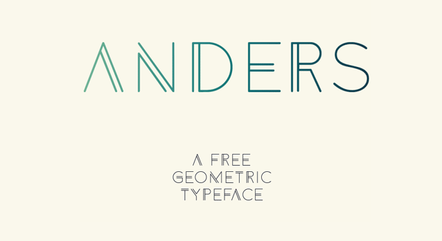 Anders Best Free Fonts Free Fonts Download Free Font