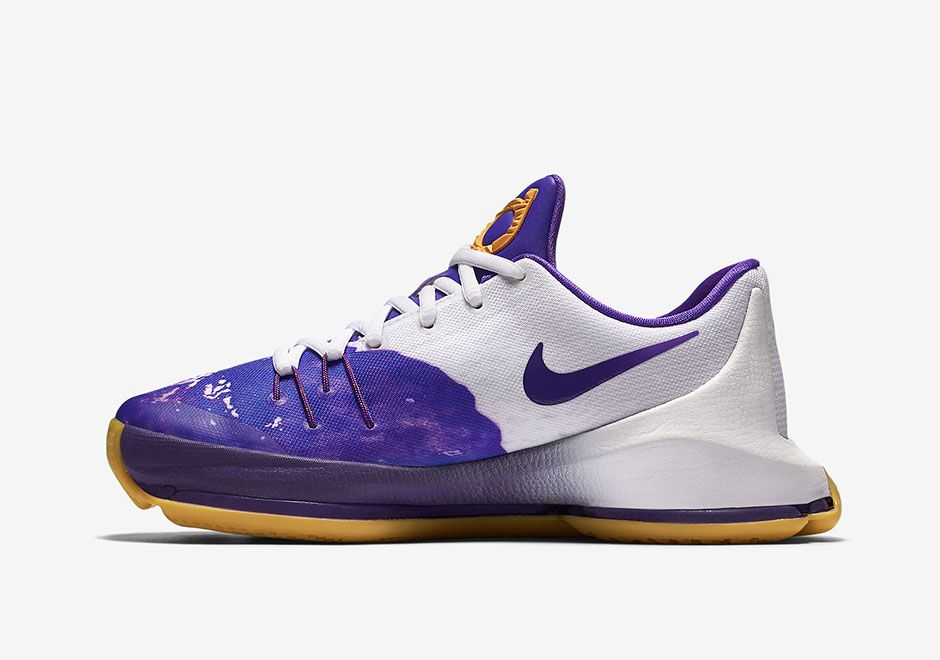 check out 5af8f 93de9 Since the Nike KD 6, Nike Basketball has dressed up Kevin Durant s signature
