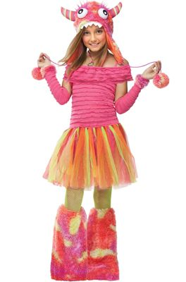 Wild Child Monster Child Costume - Pure Costumes