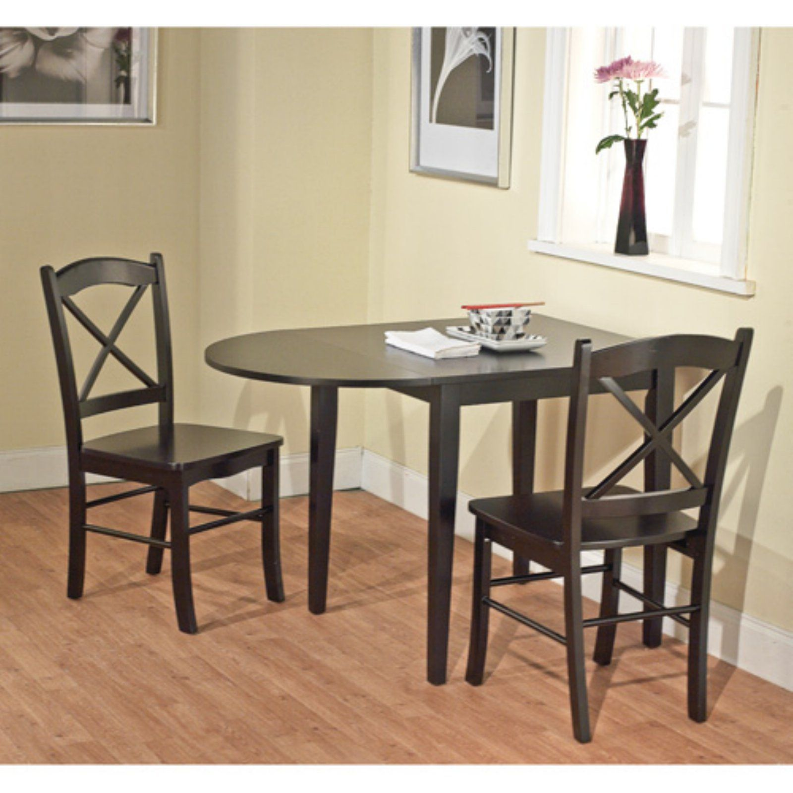 Tiffany 3 Piece Dining Table Set Dining Room Sets Dining