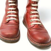 How to Straight Lace Dr. Martens Boots eHowBoots, Dr eHow Boots, Dr