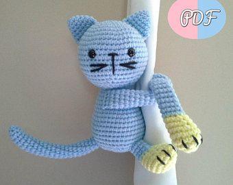 Gatto nella Cesta SUBTITULOS ESPANOL ENGLISH Cat Basket Crochet ... | 270x340