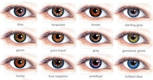 81712469917 Types of colored eye contacts