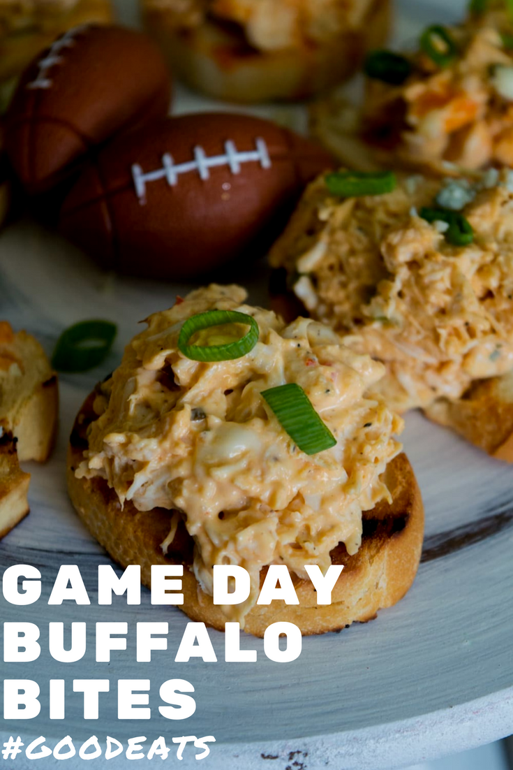 Tailgate Party Kick Off With These Game Day Buffalo Bites
