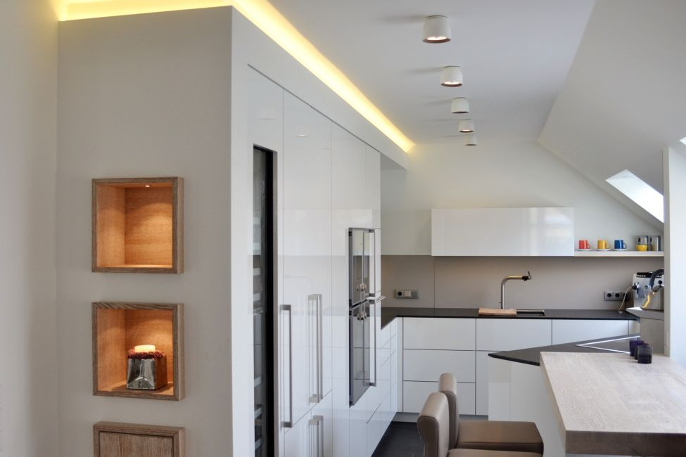 Küchen nach Maß - Design Pur - Küchenarchitektur vom feinsten ...