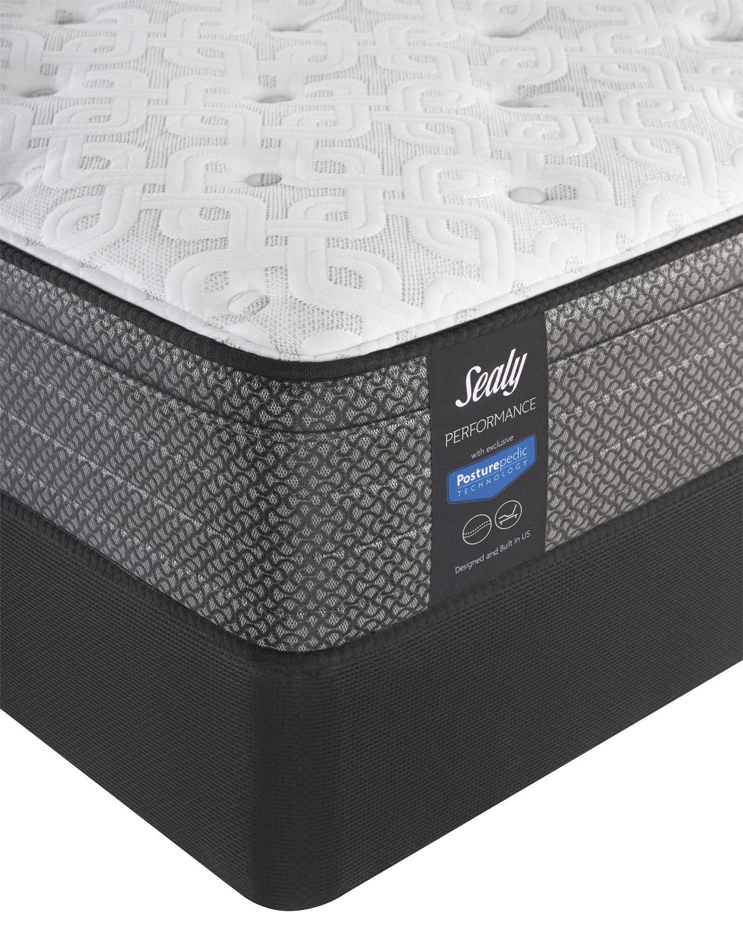Sealy Posturepedic Hybrid Cobalt Firm Full Mattress