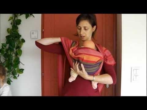 Kangourou ventre - YouTube   portage   Pinterest 59e96d49ab9