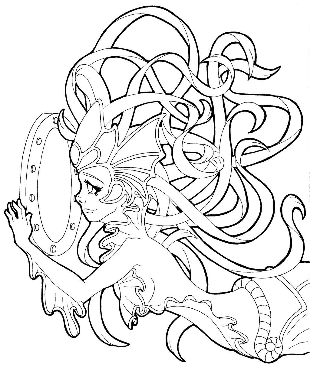 Pin by Amy Young on Coloring pages | Pinterest | deviantART, Geek ...