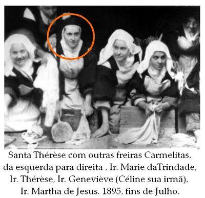 Santa Teresinha.