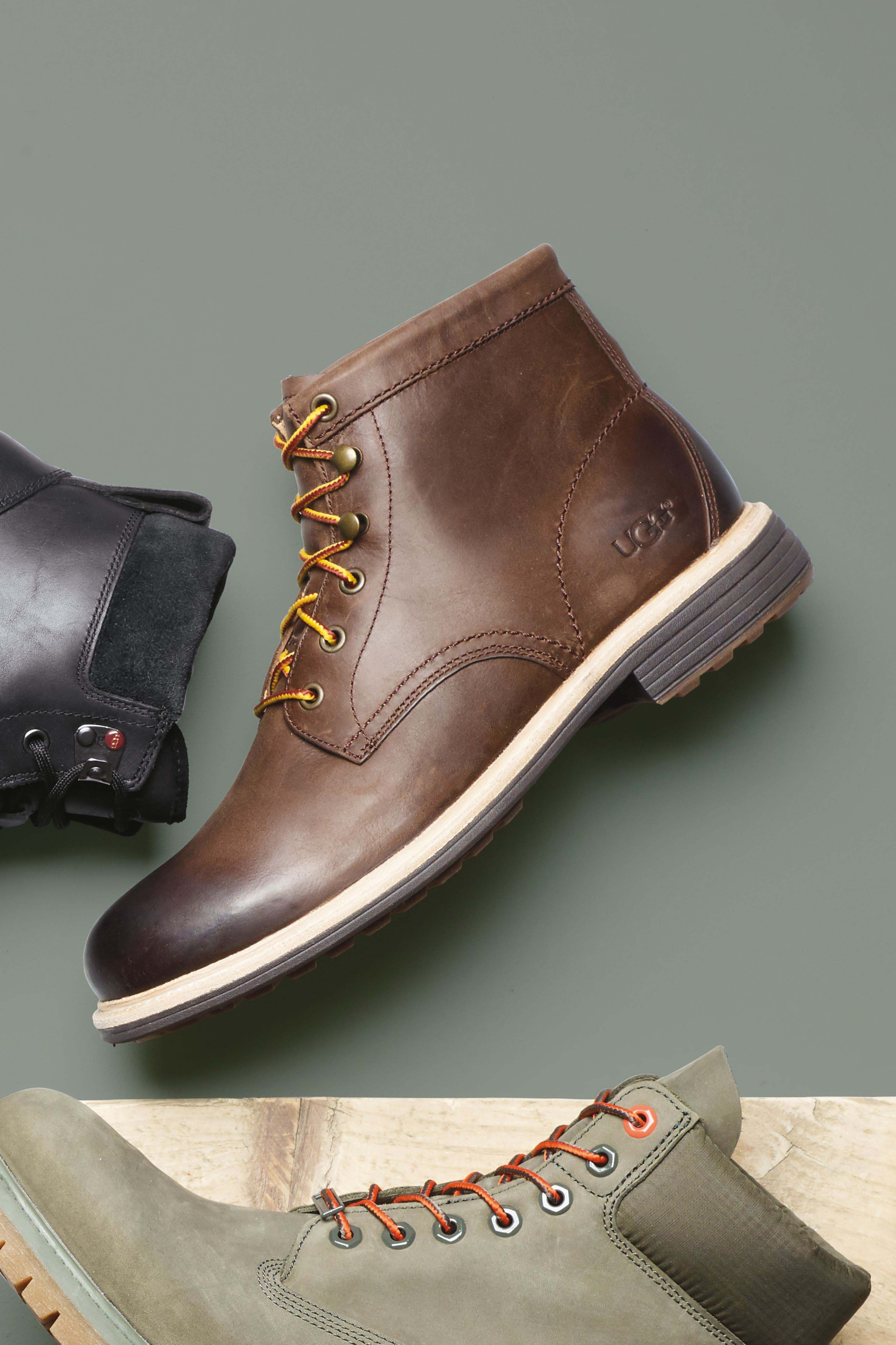 ad9f5df5336 Mens UGG Grizzly Vestmar Boot - Brown | Mens fashion casual | Mens ...