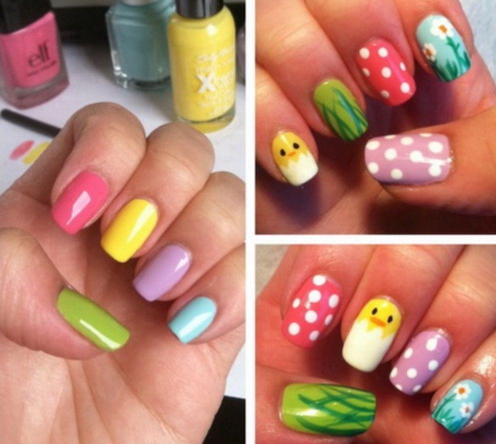 Cute nails nails pinterest