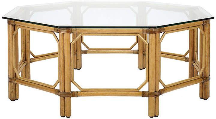 Selamat Eloise 43 Octagon Coffee Table Nutmeg Mobilier De