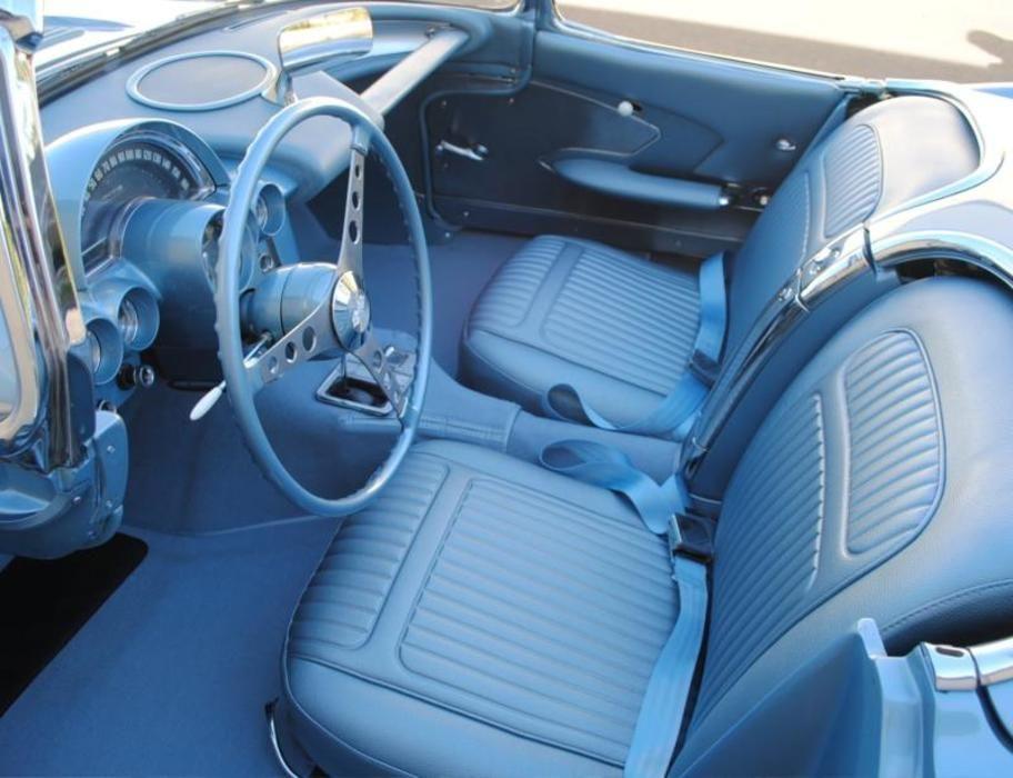 1958 Chevrolet Corvette 283/270   Old Rides 4   Pinterest ...