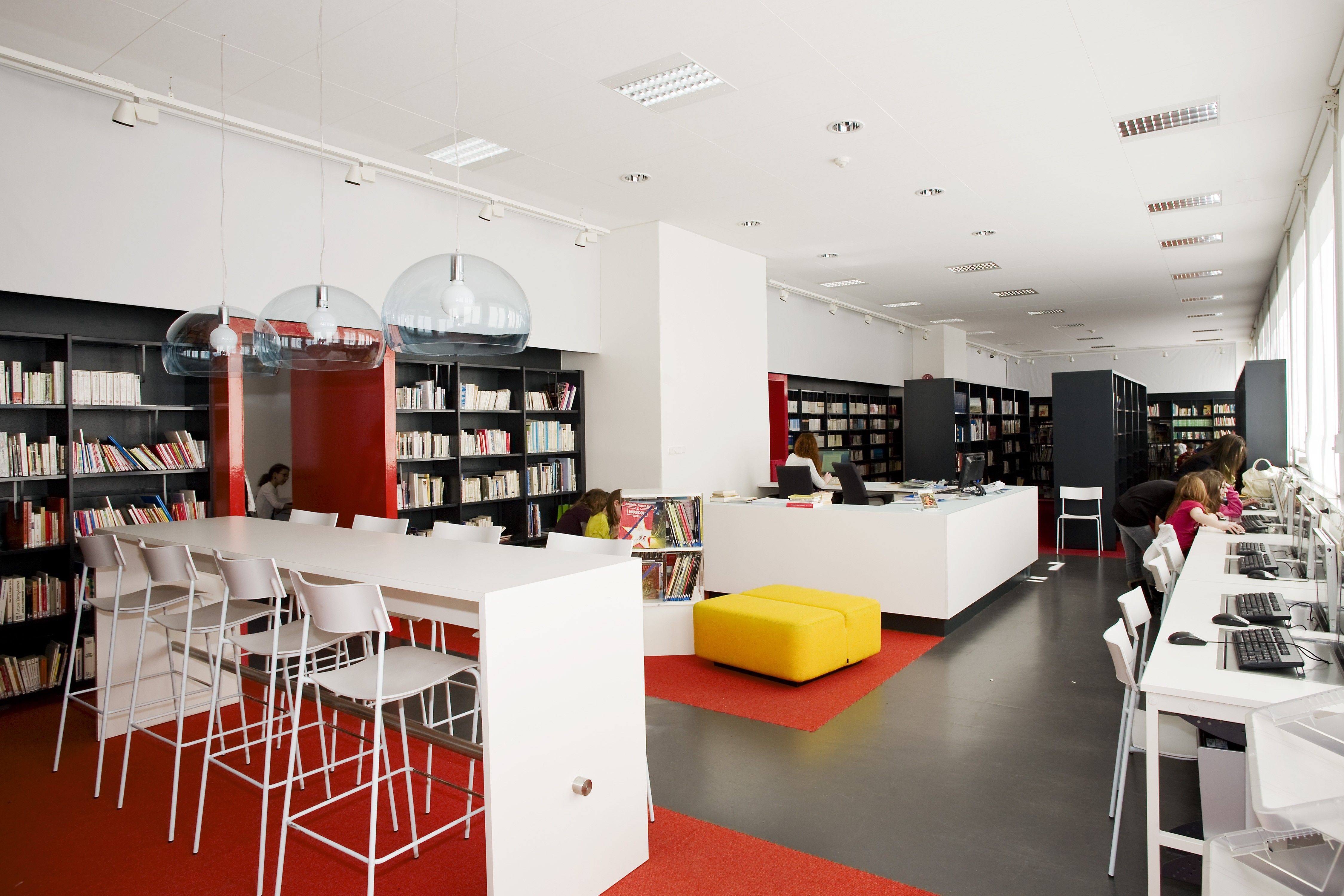 About Modern Library Library Furniture Design Library Design Hotel Interior Design