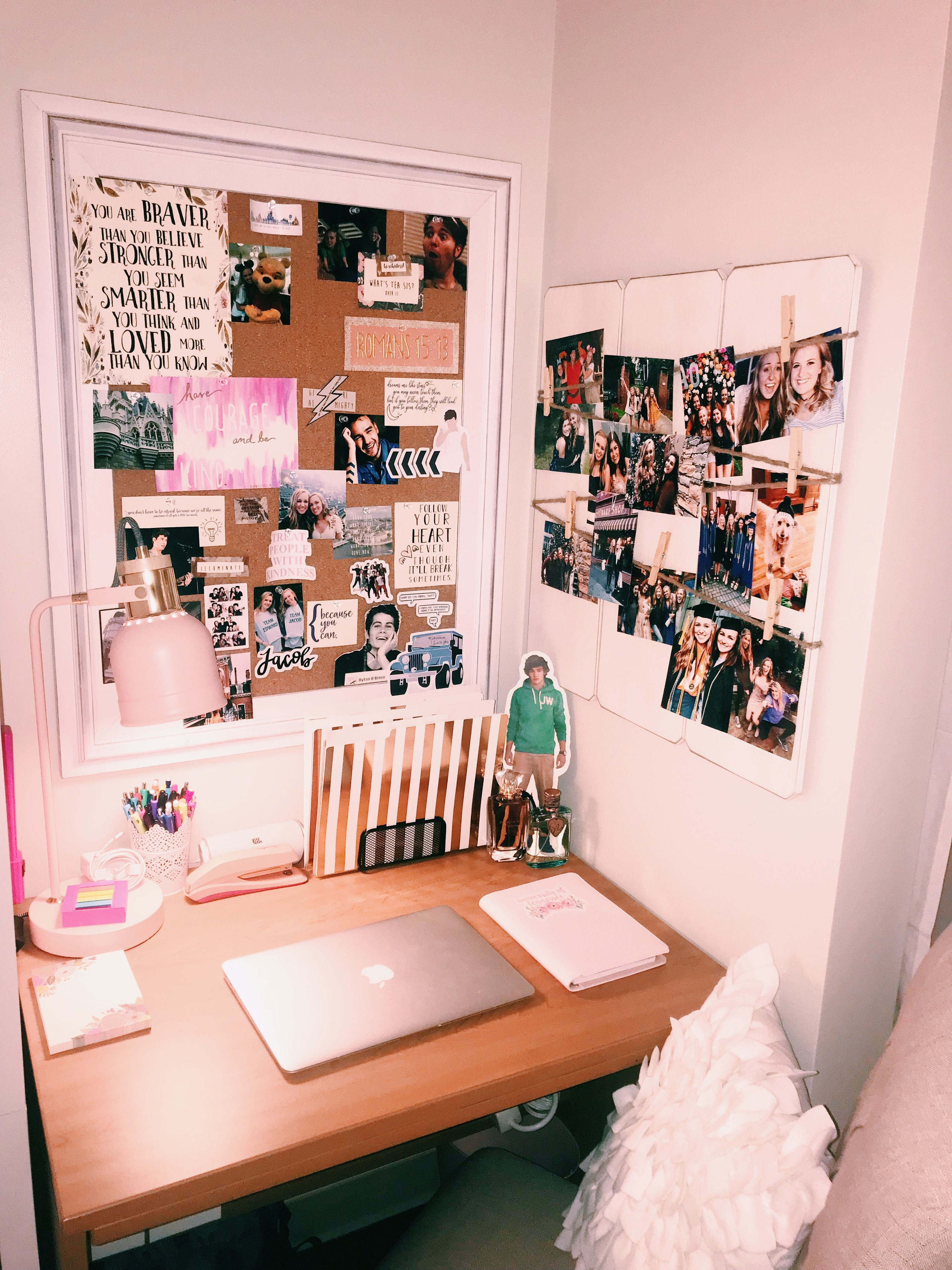 Dream Dorm Room: And The Best Bulletin Board Everrr
