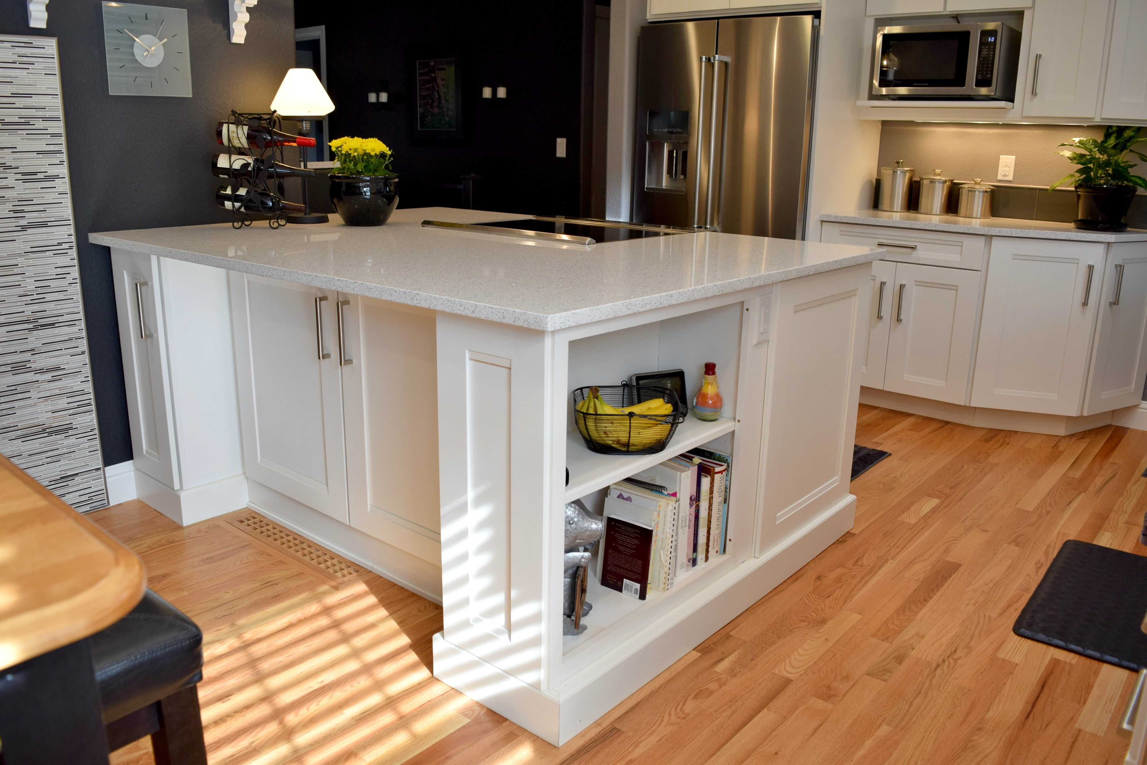 BKC Kitchen and Bath - Mid Continent Cabinetry, Pacifica ...