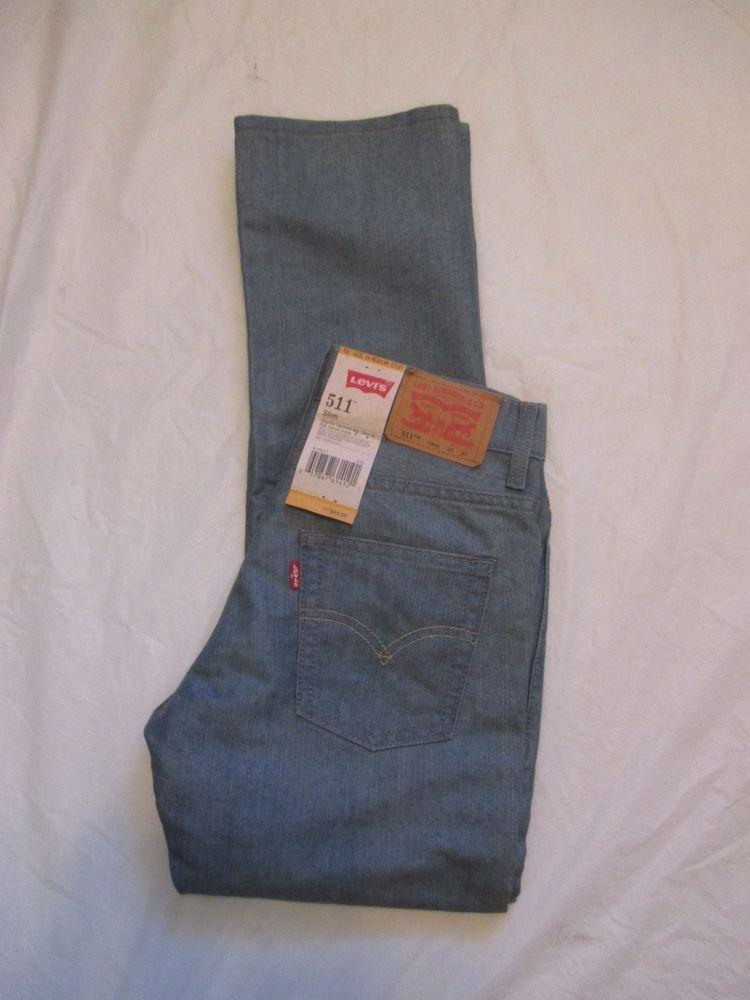 27c648444ac069 Levi's Levis 511 Boys Jeans Slim Fit Slim Leg Color Captain 91R511 535  Brand New #Levis #Slim #BacktoschoolanydayDressyEverydayHoliday