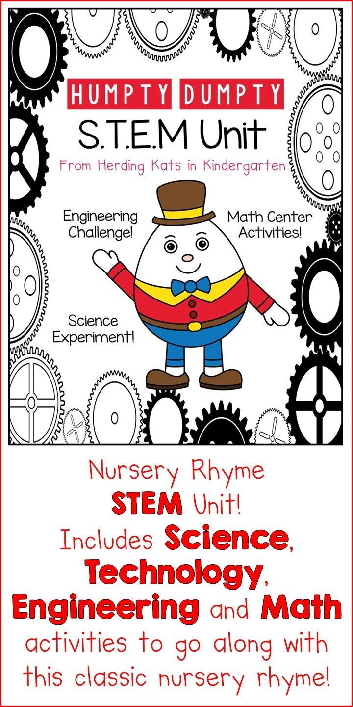 Homeschool Stem Nursery Rhyme