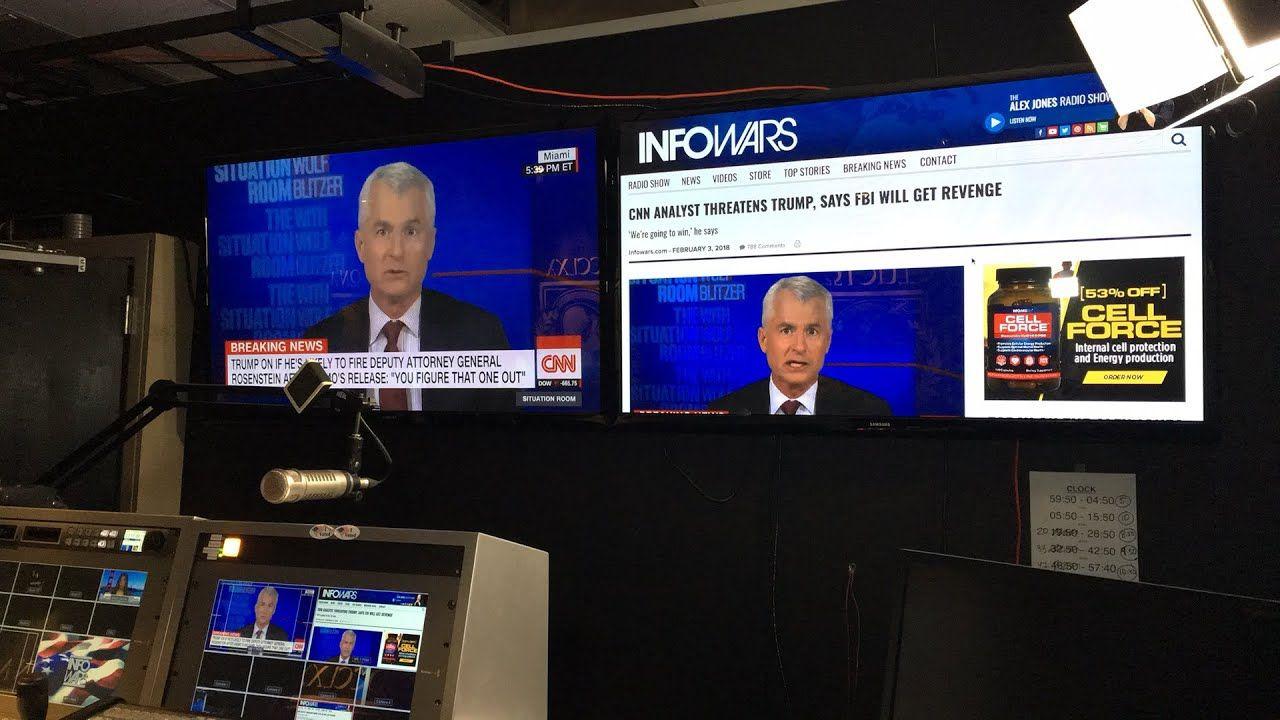 BREAKING! CNN Analyst Threatens Trump, Says FBI Will Get