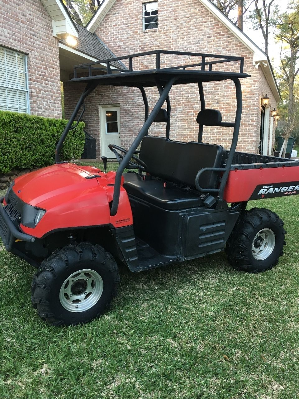 Used 2005 Polaris Ranger Atvs For Sale In Texas 2005 Polaris Ranger 4x4 With 290 Hours One Owner And Garage Kept The Ranger Polaris Ranger Ranger Ranger 4x4