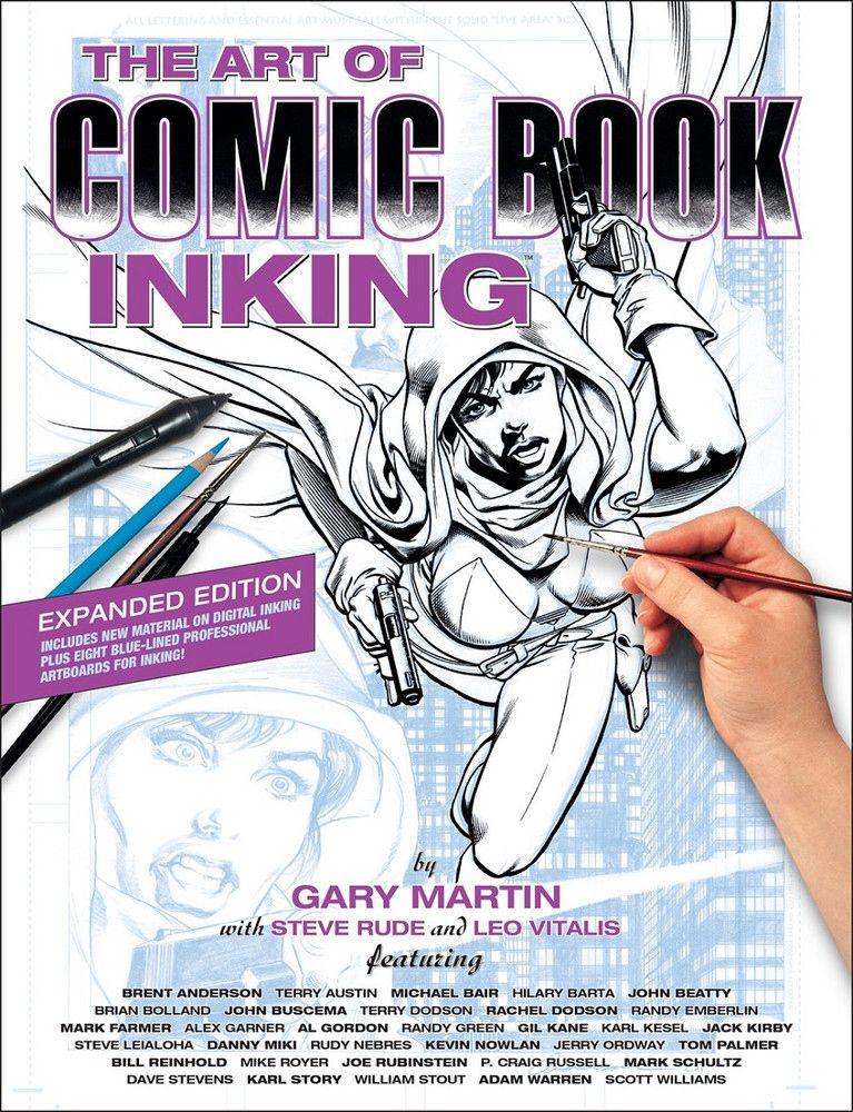 Comic Book Art Board