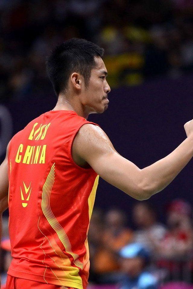 Chinese Badminton Player Lin Dan Iphone Wallpapers 640x960 15 Badminton