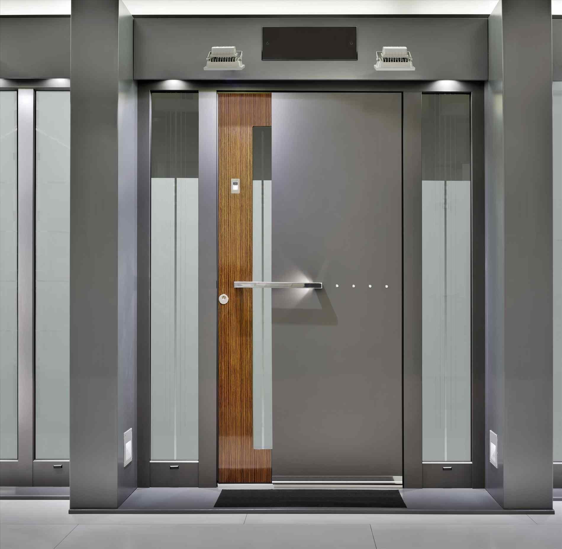 Double Entry Door Hardware Doors Trendy Colors Contemporary Door